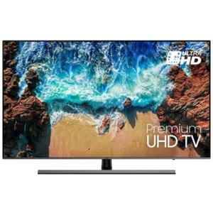 Телевизор Samsung UE55NU8072TXXH , 140 см, 3840x2160 UHD-4K , 55 inch, LED LCD , Да